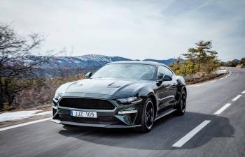 FORD MUSTANG BULLIT, A LEGEND IS REBORN